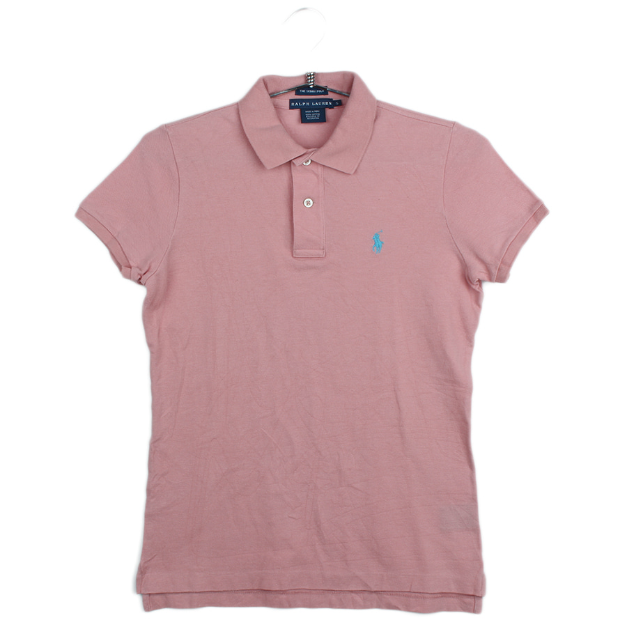 POLO BY RALPH LAUREN자수 카라 티  /  MEN S